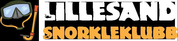 Lillesand Snorkleklubb Logo